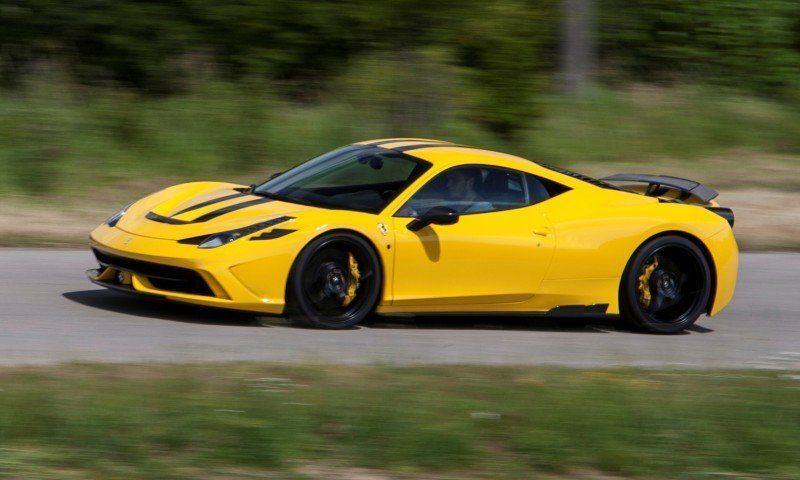 Car-Revs-Daily.com NOVITEC ROSSO Ferrari 458 Speciale 50