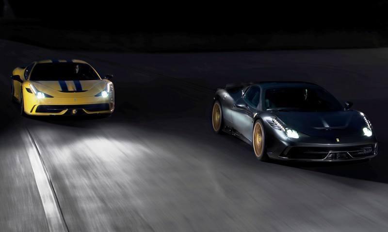 Car-Revs-Daily.com NOVITEC ROSSO Ferrari 458 Speciale 51