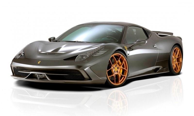 Car-Revs-Daily.com NOVITEC ROSSO Ferrari 458 Speciale 63