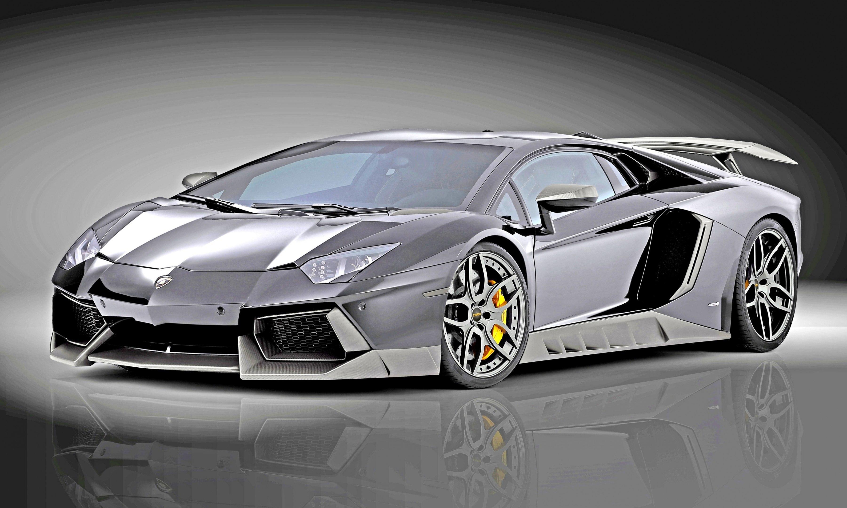CarRevsDailycom NOVITEC TORADO Lamborghini Aventador - Hyper fast cars