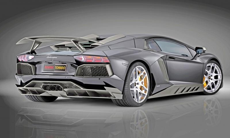 Car-Revs-Daily.com - NOVITEC TORADO Lamborghini Aventador 12