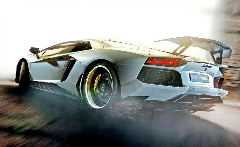 Car-Revs-Daily.com - NOVITEC TORADO Lamborghini Aventador 14