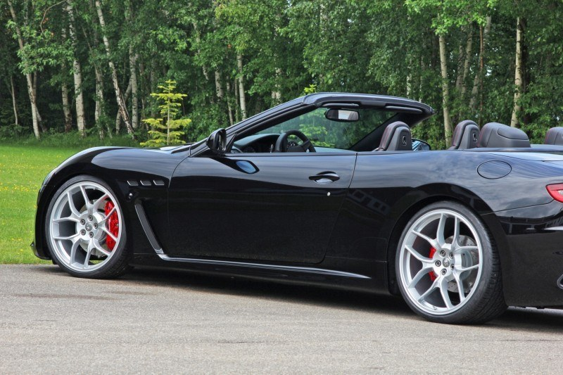 Car-Revs-Daily.com NOVITEC TRIDENTE Maserati GranCabrio MC Supercharged 10