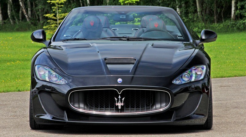 Car-Revs-Daily.com NOVITEC TRIDENTE Maserati GranCabrio MC Supercharged 4