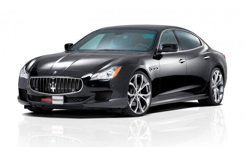 Car-Revs-Daily.com NOVITEC TRIDENTE Maserati Quattroporte 1