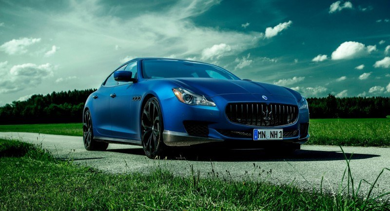 Car-Revs-Daily.com NOVITEC TRIDENTE Maserati Quattroporte 14