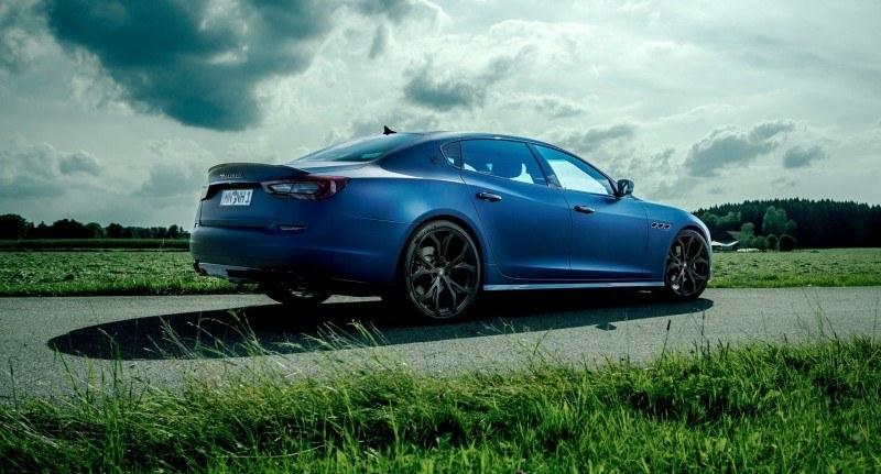 Car-Revs-Daily.com NOVITEC TRIDENTE Maserati Quattroporte 19