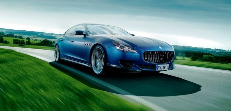 Car-Revs-Daily.com NOVITEC TRIDENTE Maserati Quattroporte 8