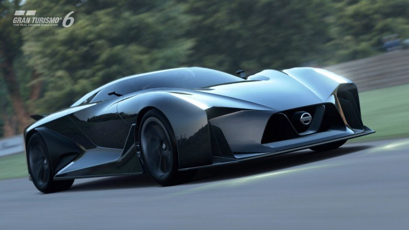 Car-Revs-Daily.com Nissan NC2020 Vision Gran Turismo Makes Real-Life Debut at Goodwood FoS 31
