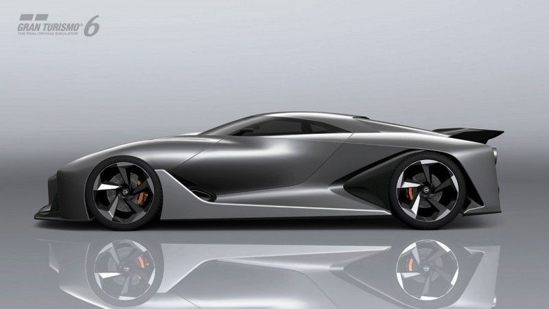 Car-Revs-Daily.com Nissan NC2020 Vision Gran Turismo Makes Real-Life Debut at Goodwood FoS 39