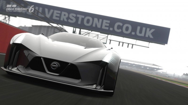 Car-Revs-Daily.com Nissan NC2020 Vision Gran Turismo Makes Real-Life Debut at Goodwood FoS 44