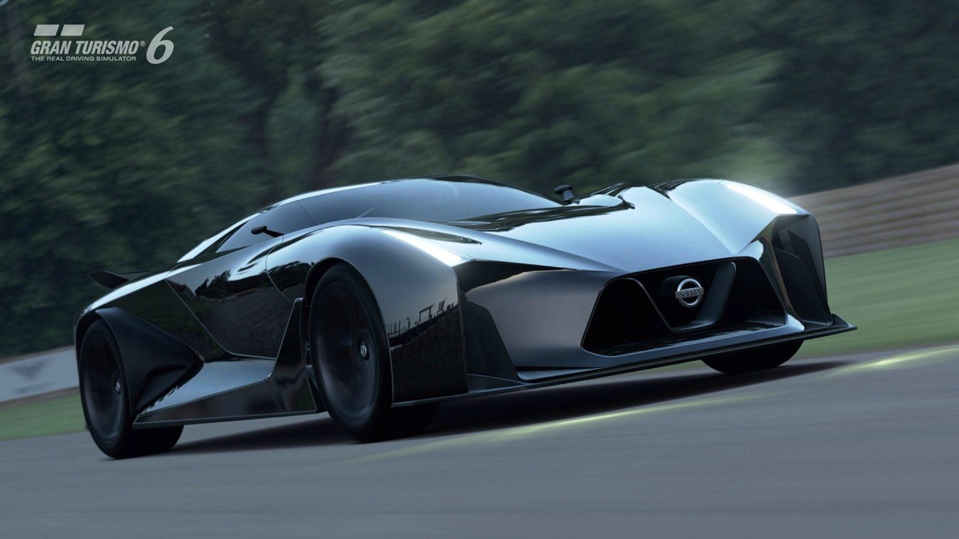 Car-Revs-Daily.com Nissan NC2020 Vision Gran Turismo Makes ...