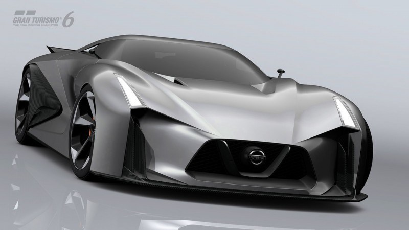Car-Revs-Daily.com Nissan NC2020 Vision Gran Turismo Makes Real-Life Debut at Goodwood FoS 51