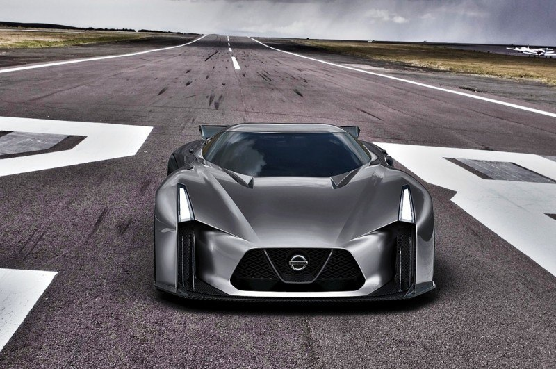Car-Revs-Daily.com Nissan NC2020 Vision Gran Turismo Makes Real-Life Debut at Goodwood FoS 56