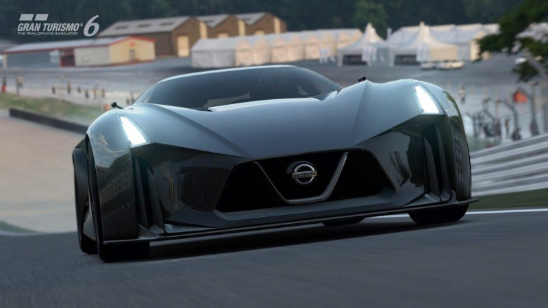 Car-Revs-Daily.com Nissan NC2020 Vision Gran Turismo Makes Real-Life Debut at Goodwood FoS 58