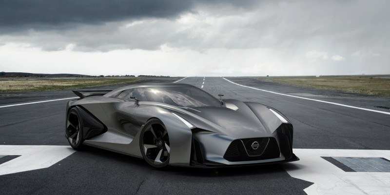Car-Revs-Daily.com Nissan NC2020 Vision Gran Turismo Makes Real-Life Debut at Goodwood FoS 59