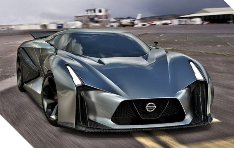 Car-Revs-Daily.com Nissan NC2020 Vision Gran Turismo Makes Real-Life Debut at Goodwood FoS 61