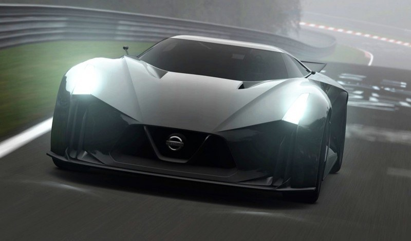 Car-Revs-Daily.com Nissan NC2020 Vision Gran Turismo Makes Real-Life Debut at Goodwood FoS 63