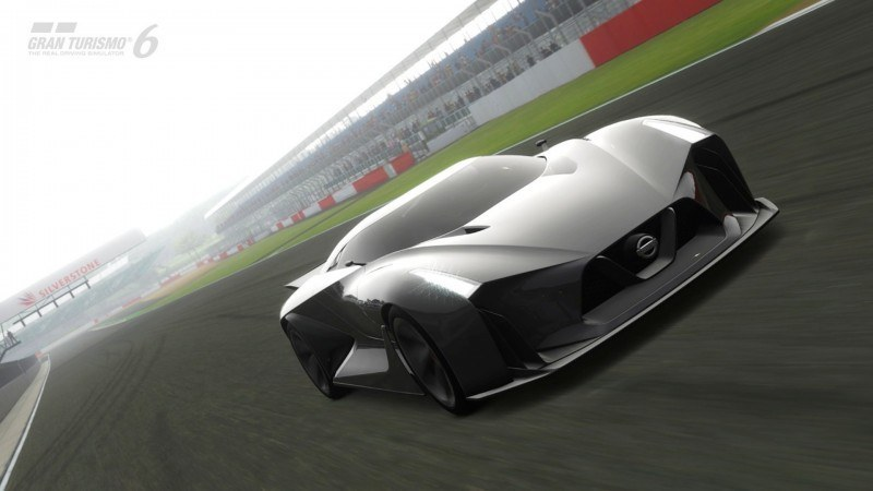 Car-Revs-Daily.com Nissan NC2020 Vision Gran Turismo Makes Real-Life Debut at Goodwood FoS 64