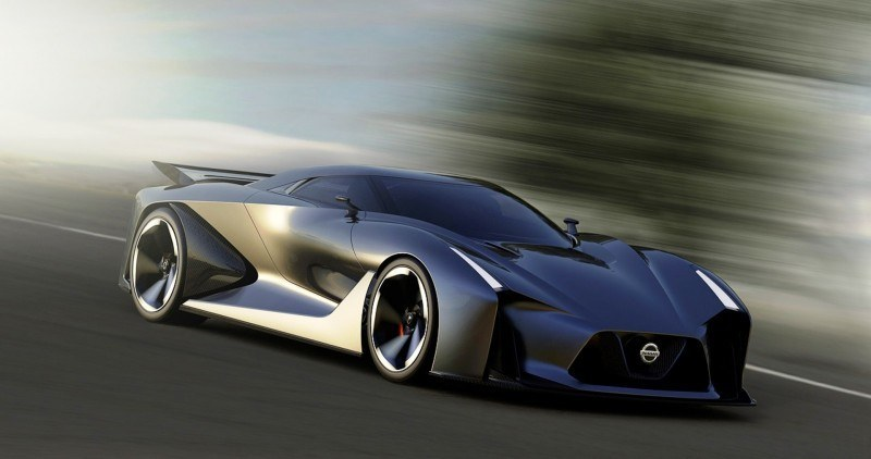 Car-Revs-Daily.com Nissan NC2020 Vision Gran Turismo Makes Real-Life Debut at Goodwood FoS 69