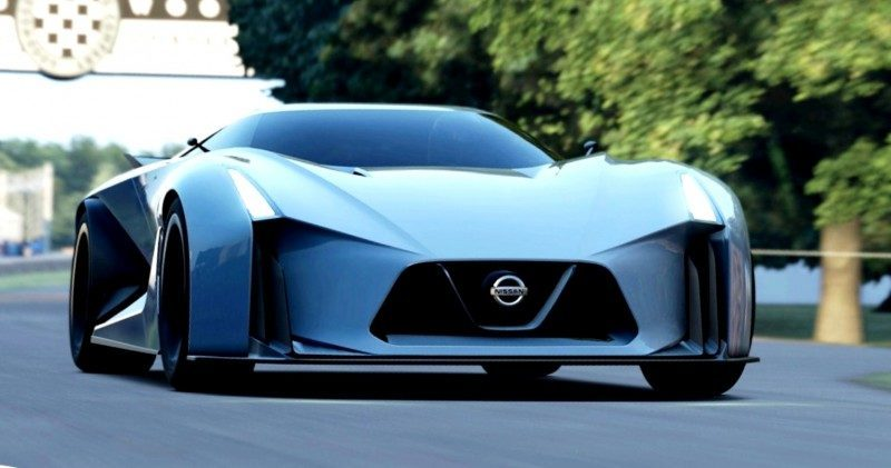 Car-Revs-Daily.com Nissan NC2020 Vision Gran Turismo Makes Real-Life Debut at Goodwood FoS 71