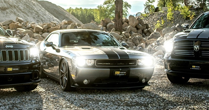 Car-Revs-Daily.com OCT Tuning HEMI V8 Supercharger Conversions 12