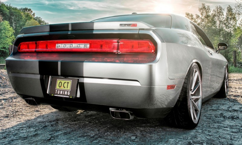 Car-Revs-Daily.com OCT Tuning HEMI V8 Supercharger Conversions 15