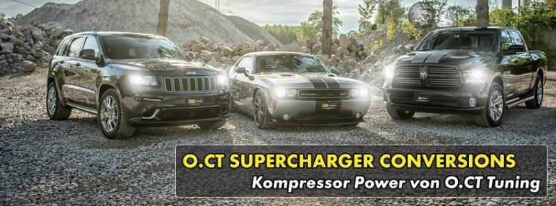 Car-Revs-Daily.com OCT Tuning HEMI V8 Supercharger Conversions 3