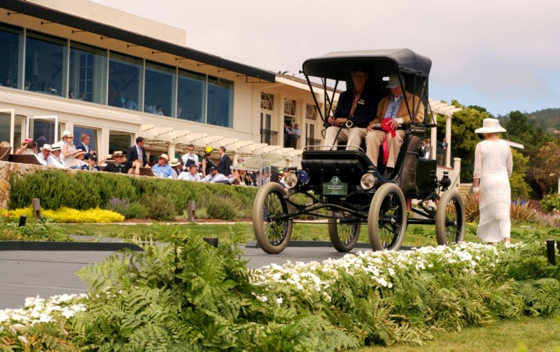Car-Revs-Daily.com PEBBLE BEACH 2014 Concours - Award Winners Showcase by Entry Class 1