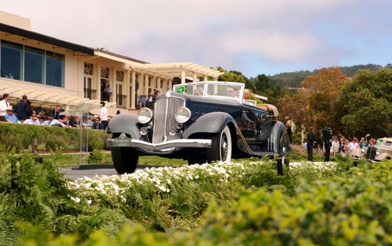 Car-Revs-Daily.com PEBBLE BEACH 2014 Concours - Award Winners Showcase by Entry Class 11