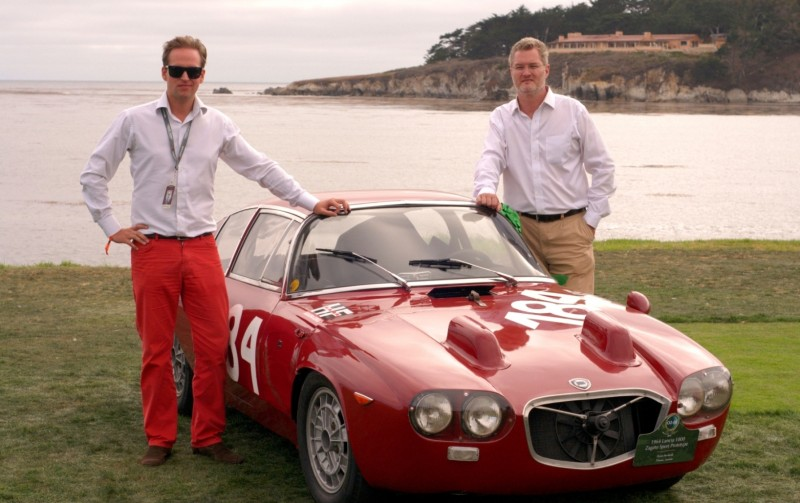 Car-Revs-Daily.com PEBBLE BEACH 2014 Concours - Award Winners Showcase by Entry Class 110