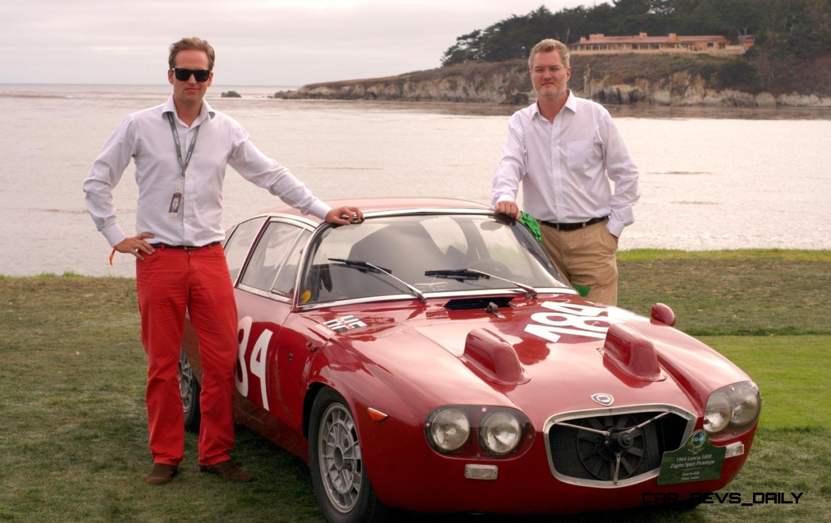 Pebble Beach Concours  Class Winners