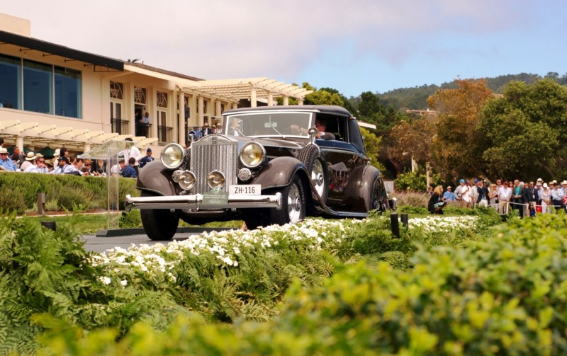 Car-Revs-Daily.com PEBBLE BEACH 2014 Concours - Award Winners Showcase by Entry Class 17
