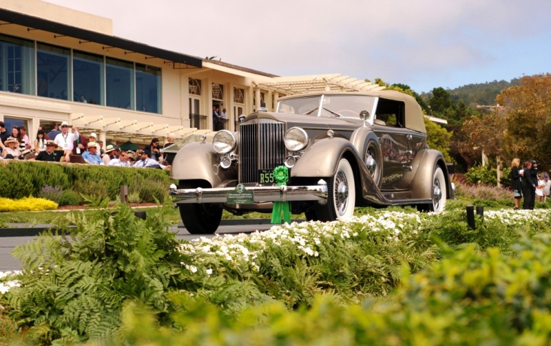 Car-Revs-Daily.com PEBBLE BEACH 2014 Concours - Award Winners Showcase by Entry Class 20