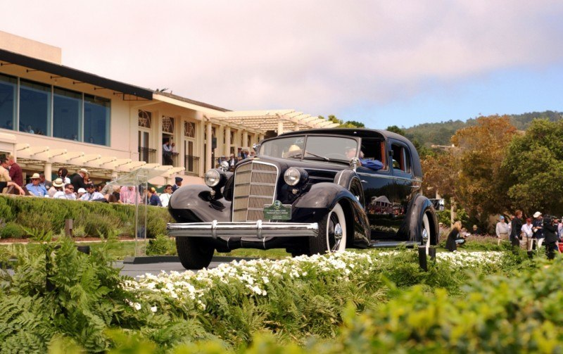 Car-Revs-Daily.com PEBBLE BEACH 2014 Concours - Award Winners Showcase by Entry Class 26