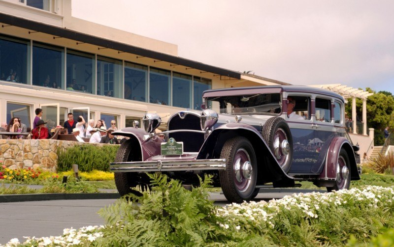 Car-Revs-Daily.com PEBBLE BEACH 2014 Concours - Award Winners Showcase by Entry Class 36