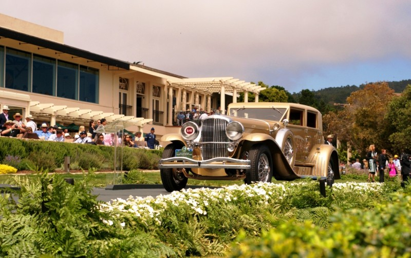 Car-Revs-Daily.com PEBBLE BEACH 2014 Concours - Award Winners Showcase by Entry Class 44