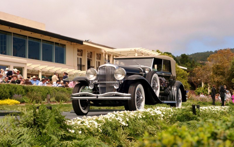 Car-Revs-Daily.com PEBBLE BEACH 2014 Concours - Award Winners Showcase by Entry Class 51
