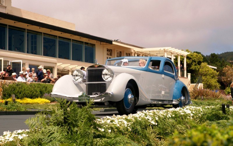 Car-Revs-Daily.com PEBBLE BEACH 2014 Concours - Award Winners Showcase by Entry Class 54