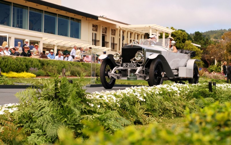 Car-Revs-Daily.com PEBBLE BEACH 2014 Concours - Award Winners Showcase by Entry Class 63