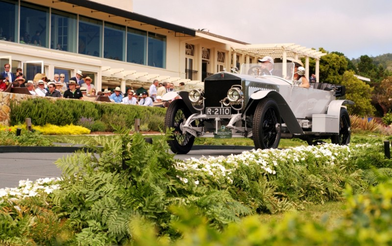 Car-Revs-Daily.com PEBBLE BEACH 2014 Concours - Award Winners Showcase by Entry Class 64