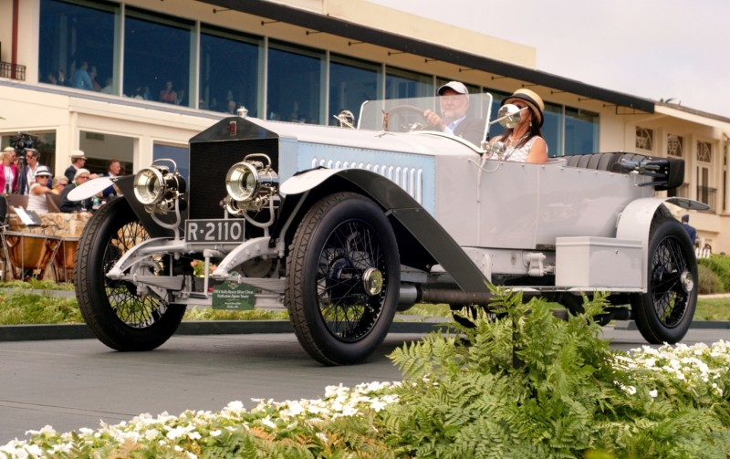 Car-Revs-Daily.com PEBBLE BEACH 2014 Concours - Award Winners Showcase by Entry Class 65