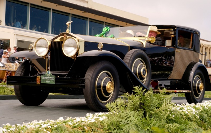 Car-Revs-Daily.com PEBBLE BEACH 2014 Concours - Award Winners Showcase by Entry Class 68