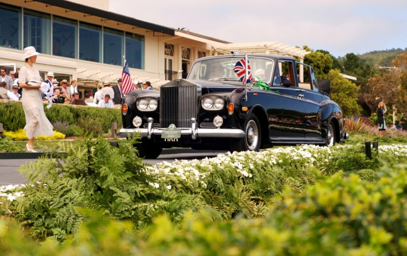 Car-Revs-Daily.com PEBBLE BEACH 2014 Concours - Award Winners Showcase by Entry Class 71