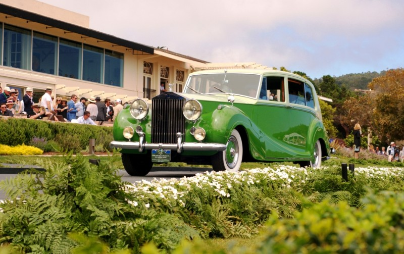 Car-Revs-Daily.com PEBBLE BEACH 2014 Concours - Award Winners Showcase by Entry Class 73