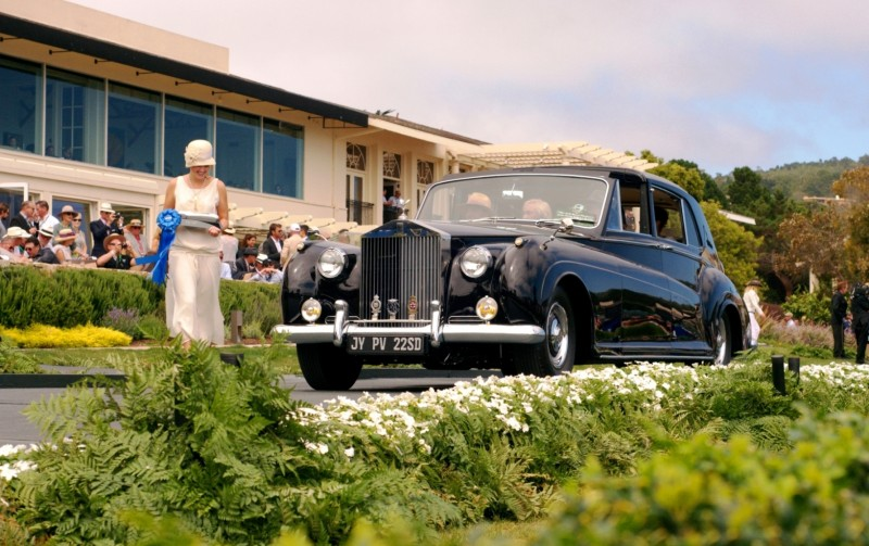 Car-Revs-Daily.com PEBBLE BEACH 2014 Concours - Award Winners Showcase by Entry Class 76