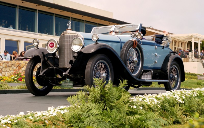 Car-Revs-Daily.com PEBBLE BEACH 2014 Concours - Award Winners Showcase by Entry Class 82