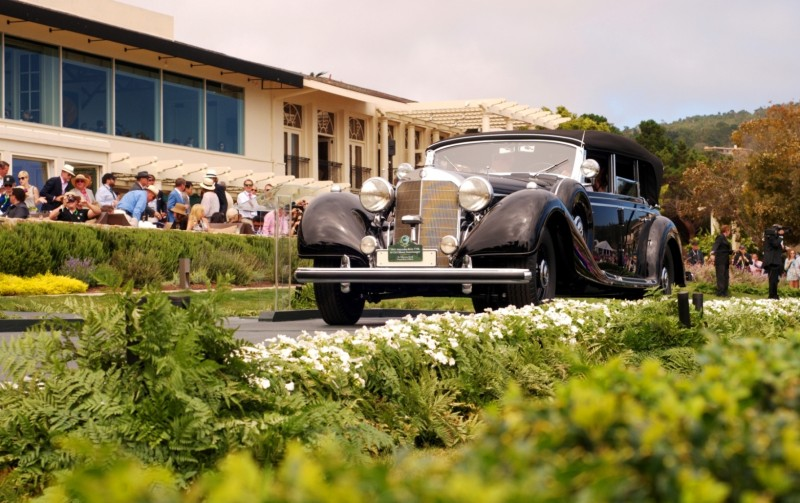 Car-Revs-Daily.com PEBBLE BEACH 2014 Concours - Award Winners Showcase by Entry Class 83