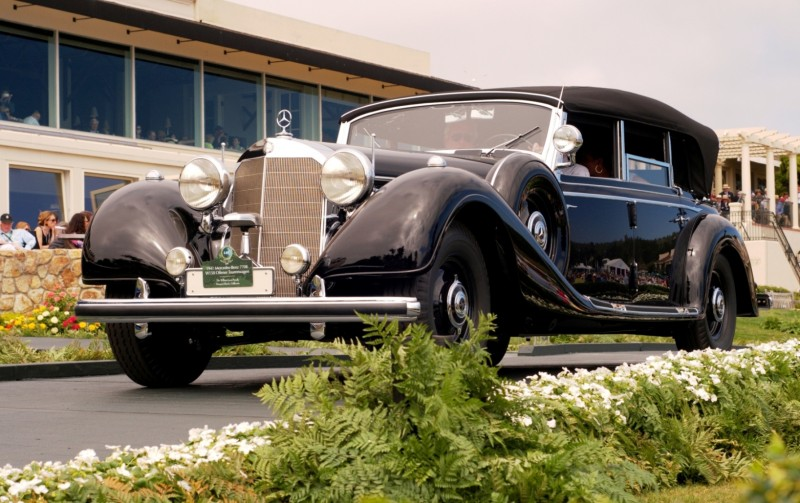 Car-Revs-Daily.com PEBBLE BEACH 2014 Concours - Award Winners Showcase by Entry Class 86