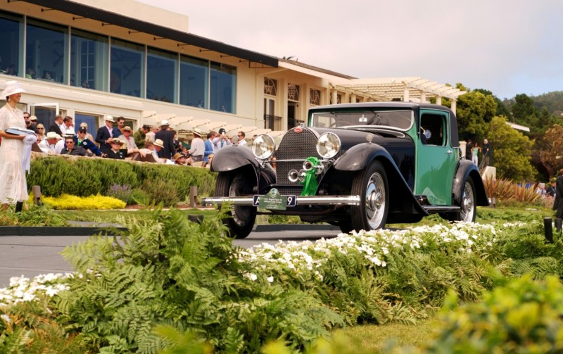 Car-Revs-Daily.com PEBBLE BEACH 2014 Concours - Award Winners Showcase by Entry Class 87